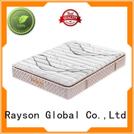 customized pocket coil mattress luxury wholesale light-weight