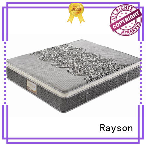 Rayson top quality hotel standard mattress popular hotel room
