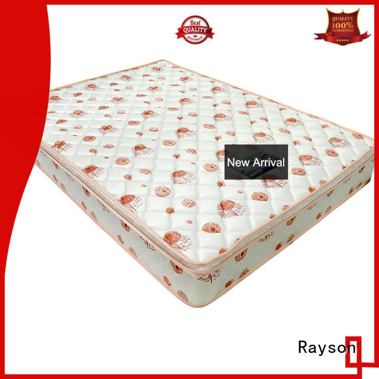 Rayson experienced coil sprung mattress vacuum high-quality