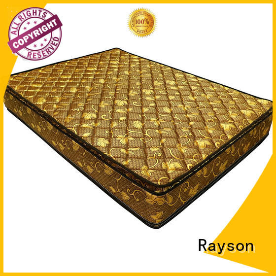 double side continuous spring mattress luxury compressed