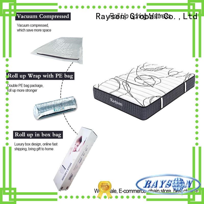 customized rolled memory foam mattress latex for customization Synwin