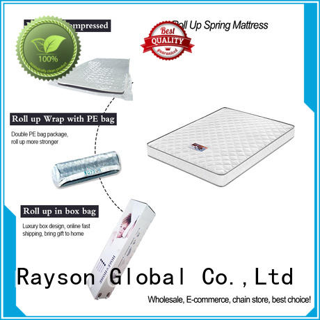 Rayson favorable rollable mattress at discount at discount