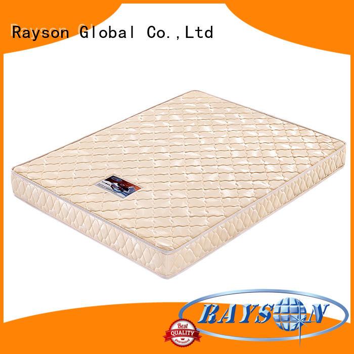 Rayson low-cost cheap foam mattress customized roll up design