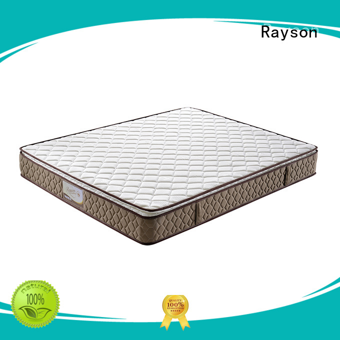 Synwin luxury bonnell spring mattress 12 years experience firm sound sleep