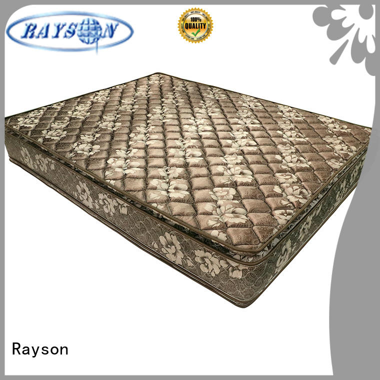 Rayson experienced coil sprung mattress cheapest high-quality