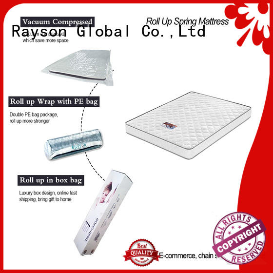 roll up mattress for guests bonnell roll rolled mattress mattress Rayson Brand