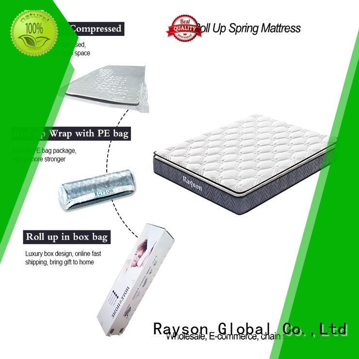 roll up double mattress spring full size Warranty Synwin