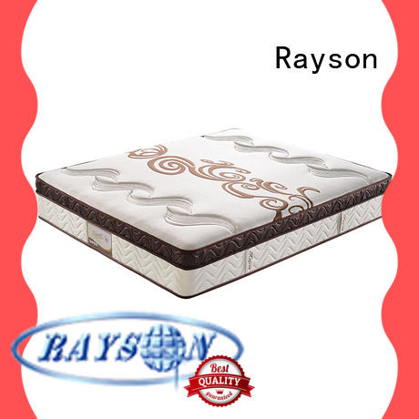 chic design pocket sprung memory foam mattress king size low-price light-weight Synwin