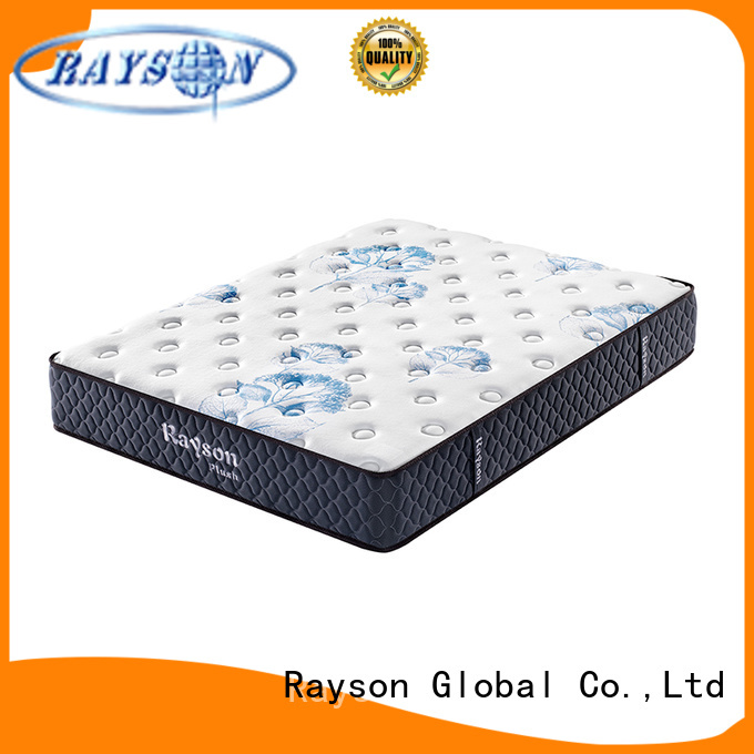 Synwin customized pocket sprung mattress king knitted fabric light-weight
