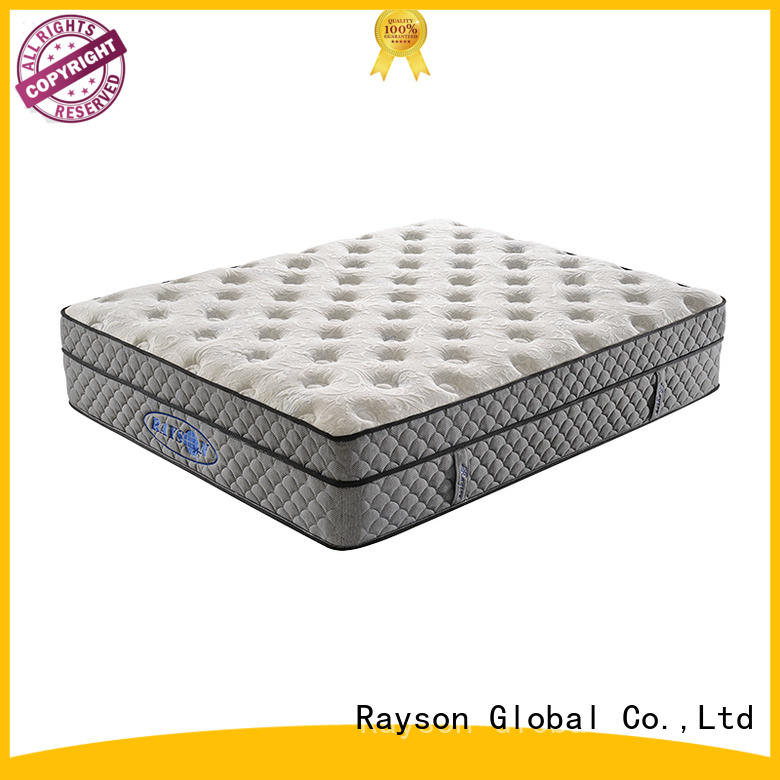 Rayson on-sale bonnell mattress 12 years experience firm with coil