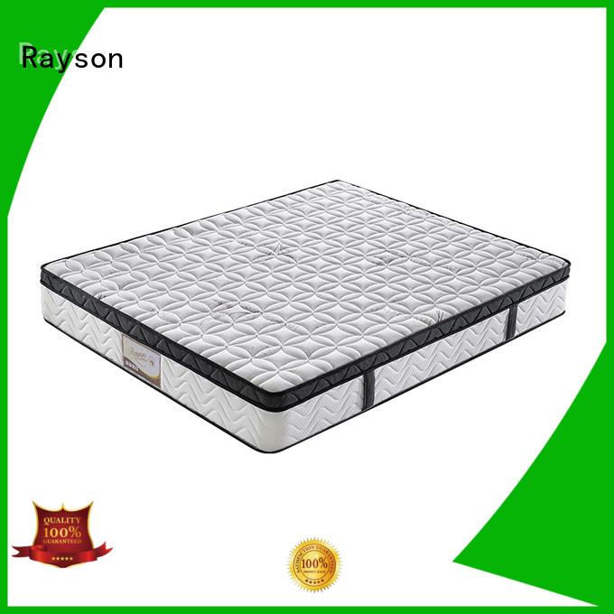 Synwin bedroom bonnell spring memory foam mattress customized sound sleep