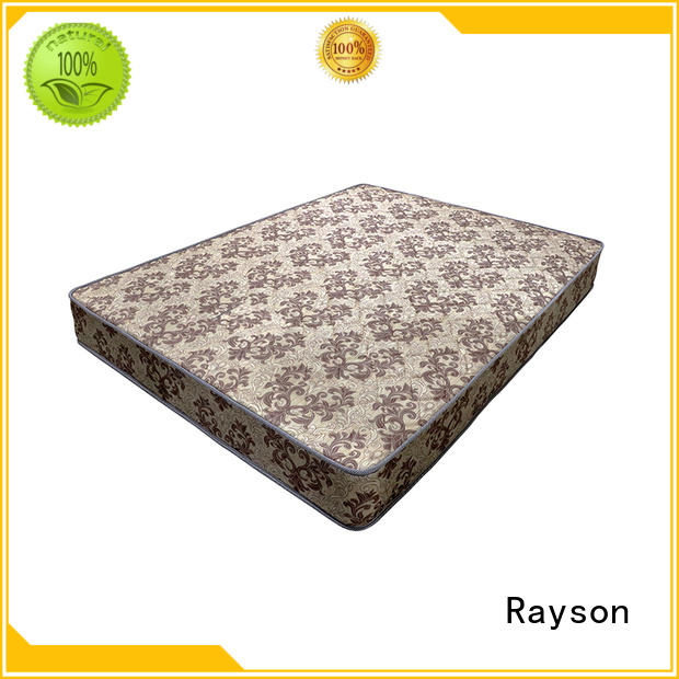 Rayson double side cheap mattress for sale compressed for star hotel