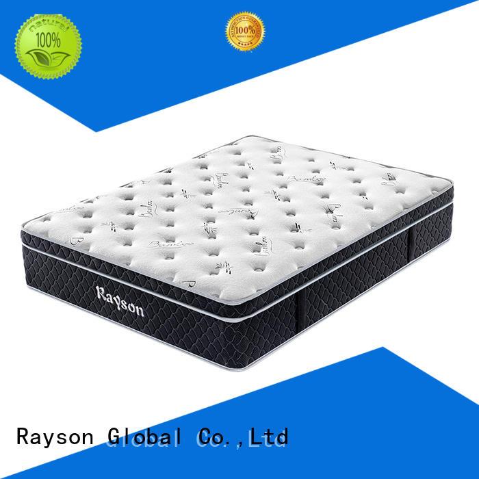 Rayson gel memory foam best hotel mattress chic for wholesale