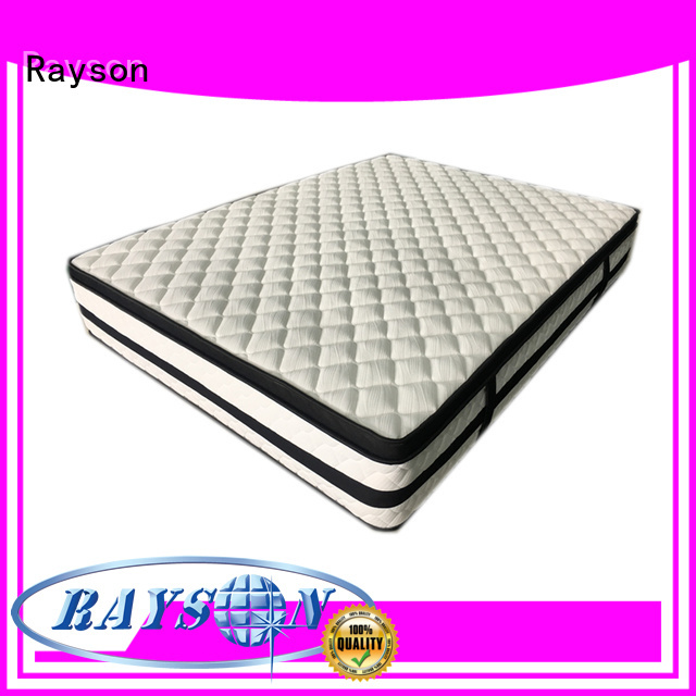 Synwin customized best pocket sprung mattress wholesale high density