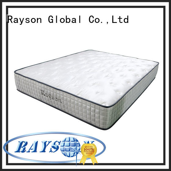 Synwin available king size pocket sprung mattress knitted fabric high density