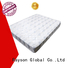 experienced continuous sprung mattress luxury compressed for star hotel