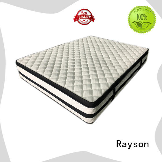 Rayson available pocket sprung double mattress chic design light-weight