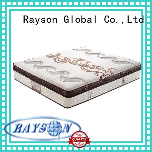 Luxury 36cm height pocket bonnell spring mattress king size
