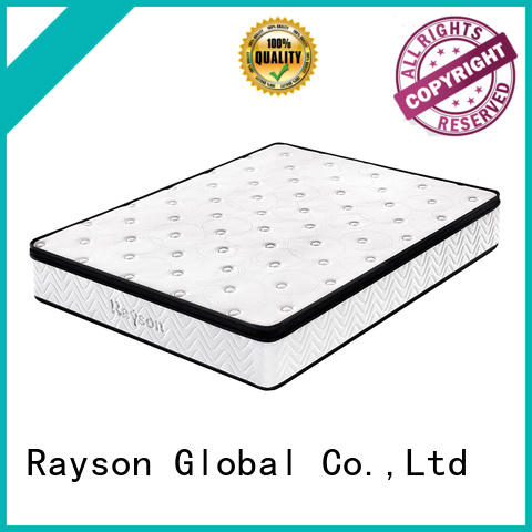 king size best pocket coil mattress knitted fabric at discount Synwin