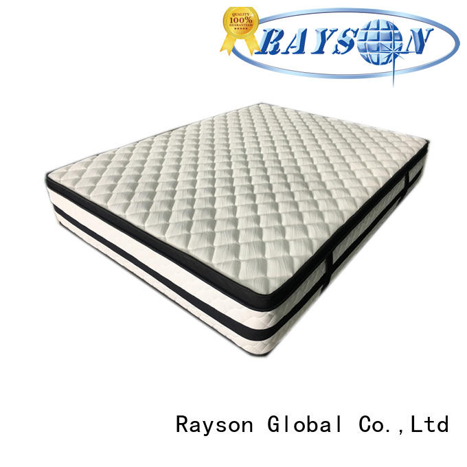 available soft pocket sprung mattress wholesale high density Rayson