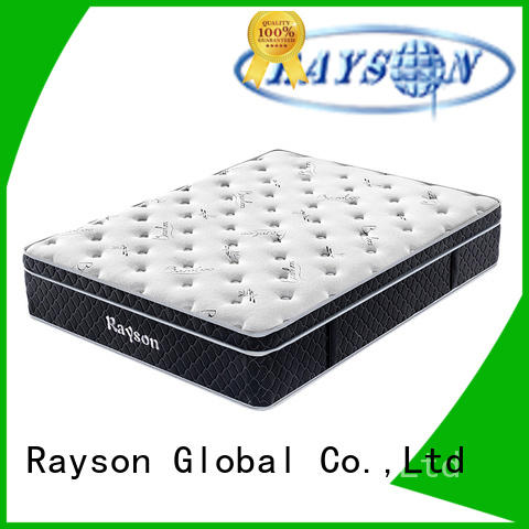 Wholesale height bonnell hotel quality mattress Rayson Brand