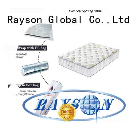 roll up mattress queen vacuum latex Warranty Synwin