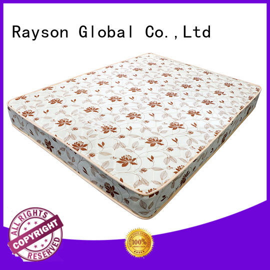 Rayson wholesale continuous coil spring mattress