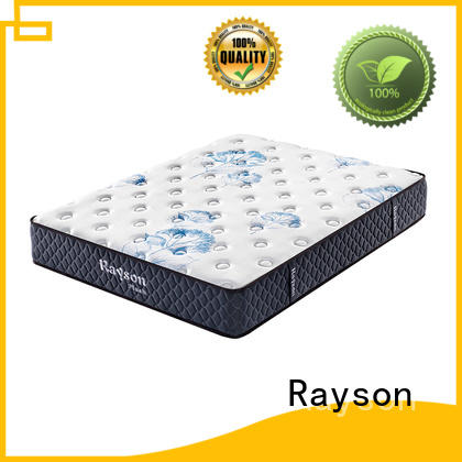 side rsp2s25 pocket spring mattress height Rayson Brand company