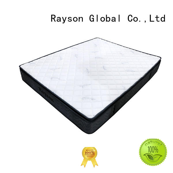 customized bonnell spring vs pocket spring mattress 12 years experience firm sound sleep Rayson