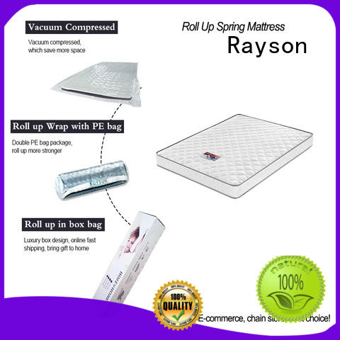mattress single rolled mattress spring Rayson Brand