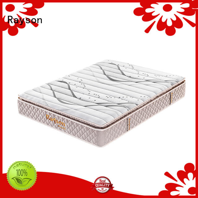 density sale two pocket sprung memory foam mattress Synwin Brand