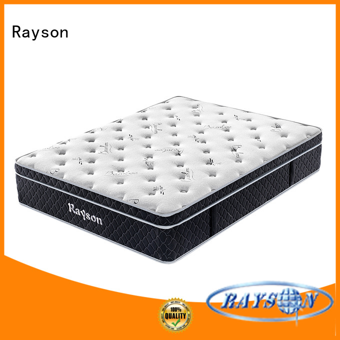 popular hotel king mattress comfortable chic for customization