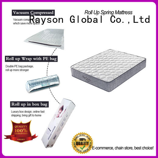 Synwin euro rolled foam mattress tight for customization