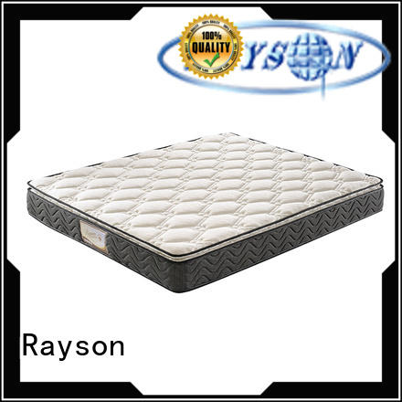 Rayson bonnell coil roll packed mattress reliable high-quality