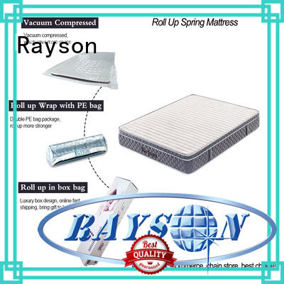 Synwin two sides twin size roll up mattress on-sale for wholesale
