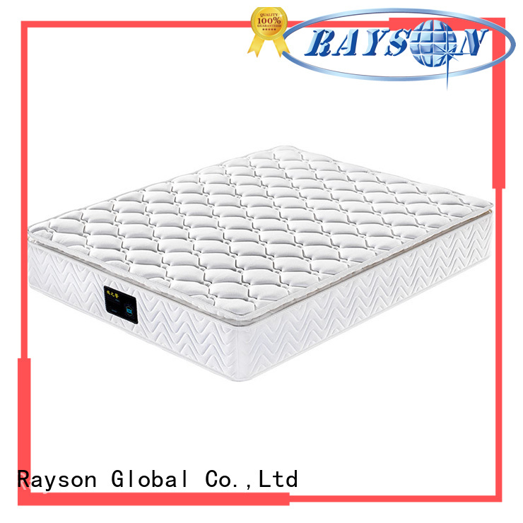 Synwin king size king size pocket sprung mattress knitted fabric high density