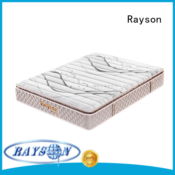 Synwin king size best pocket coil mattress knitted fabric at discount