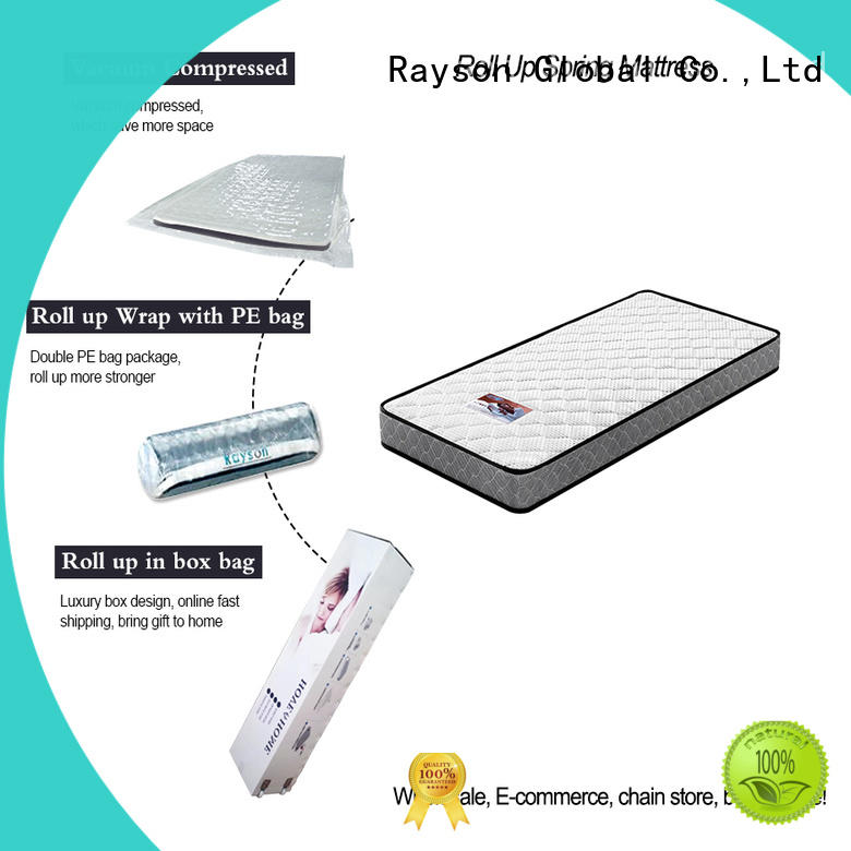 Rayson free design rolling bed mattress cost-effective at discount