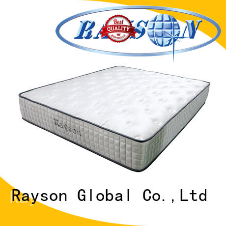 Synwin customized pocket sprung and memory foam mattress low-price high density
