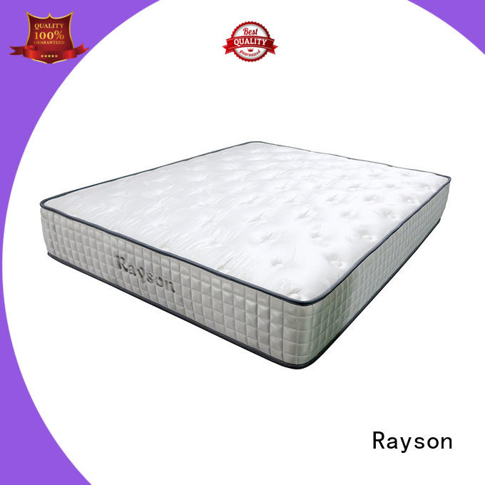 Rayson tight top pocket spring mattress luxury at discount