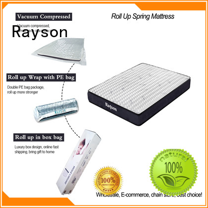 roll up double mattress mattress bonnell roll up mattress Synwin Brand