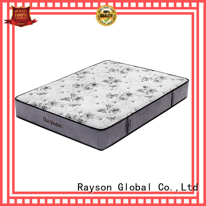high-quality cheap pocket sprung mattress chic design knitted fabric at discount