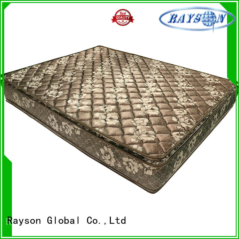 Rayson experienced continuous coil spring mattress cheapest