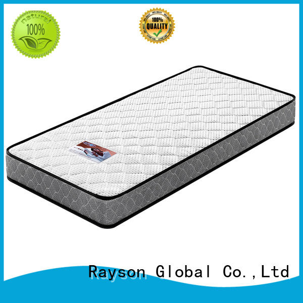 Rayson Brand bonnell size roll up mattress for guests