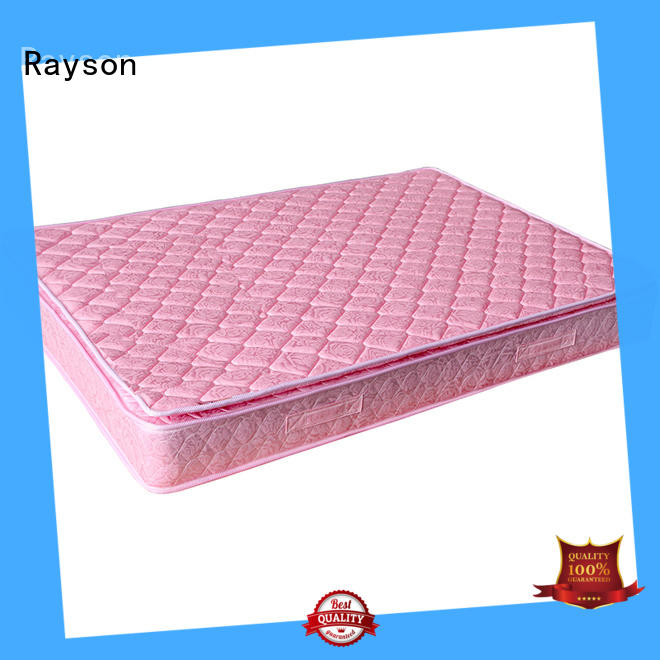 Factory direct 23cm Pillow top continuous spring mattress