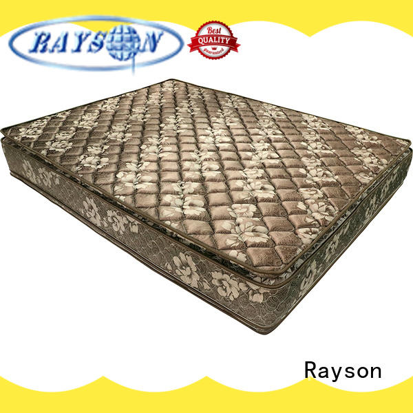Synwin double side spring and memory foam mattress high-quality