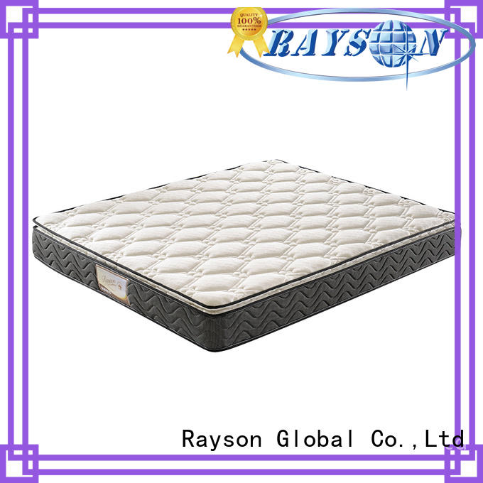 comfortable roll out mattress 21cm height reliable with spring