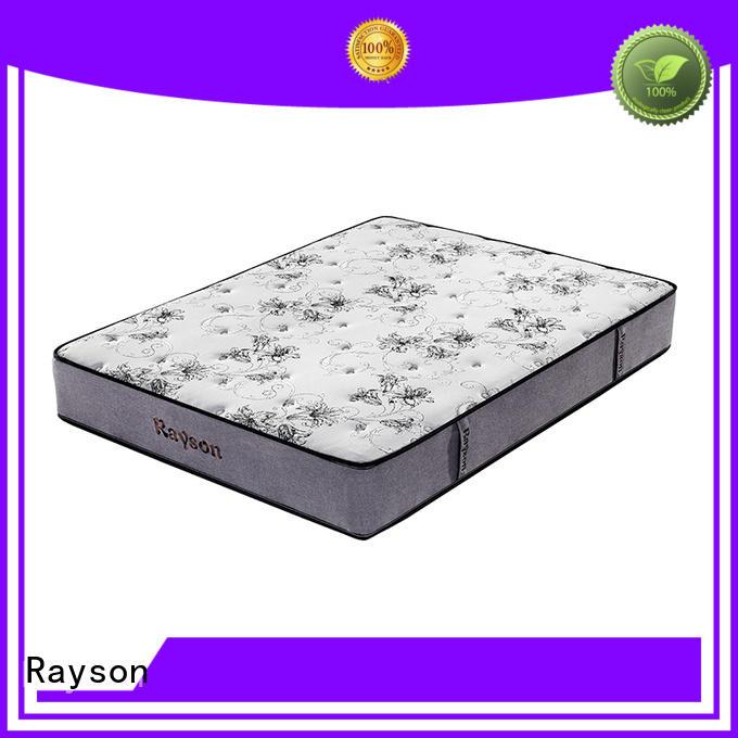 Rayson Brand latex 26cm rsp2s25 rsp2pt pocket spring mattress