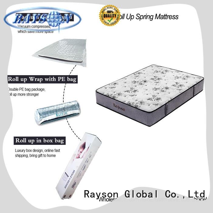 Synwin rolled foam mattress vacuum compressed for customization