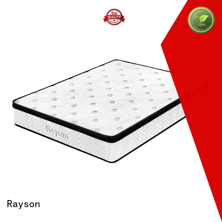 chic design pocket spring mattress luxury light-weight Rayson